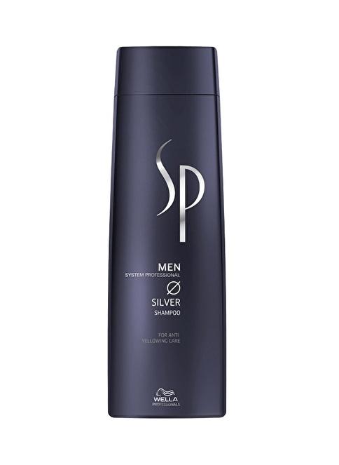 Sp Man Şampuan Silver Beyaz Saç 250 Ml Renksiz